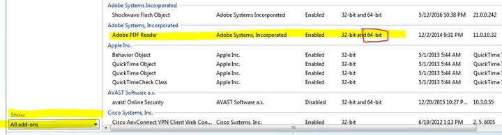 there is a problem with adobe acrobat/reader 103