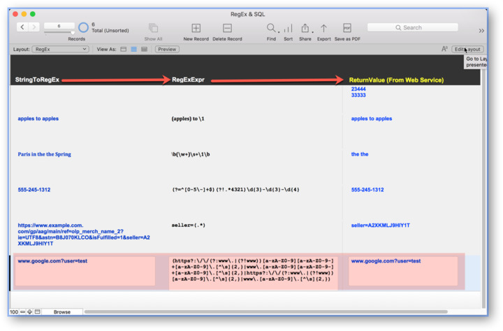 URL Validation Script — FileMaker Community