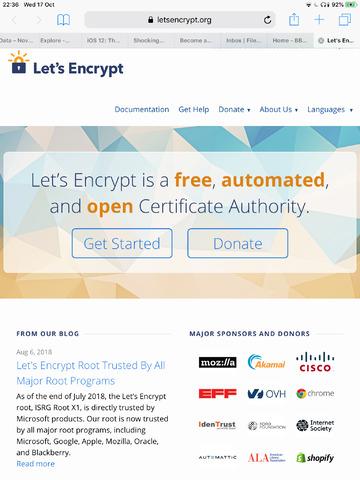 SSL in FileMaker 16 - hopeless? — FileMaker Community